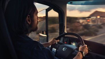 Driver Development Driver Support Volvo Trucks Services