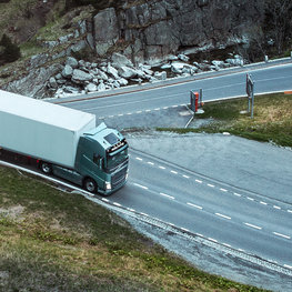 I-See: характеристика на гамата Volvo FH.