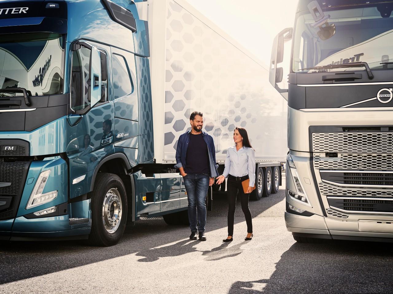 Услуги за камиони – създадени специално за вашия бизнес