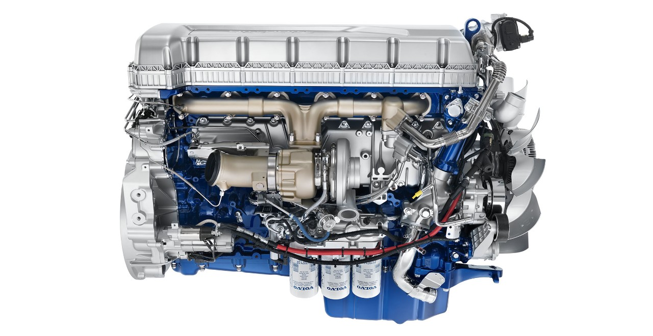 Двигател от Volvo Trucks