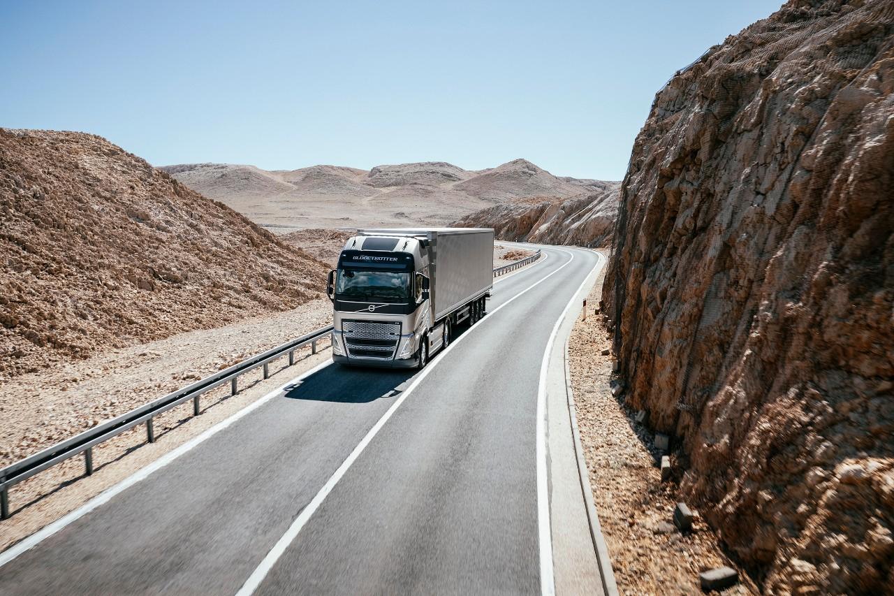 Надстройване на софтуера за I-Shift за превоз на тежки товари